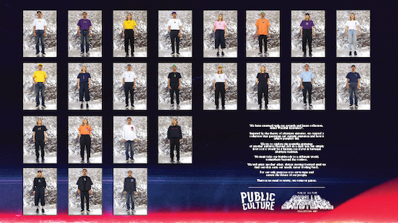 Collection #07: Parallel Existence DROP 1 Full Line-up.
