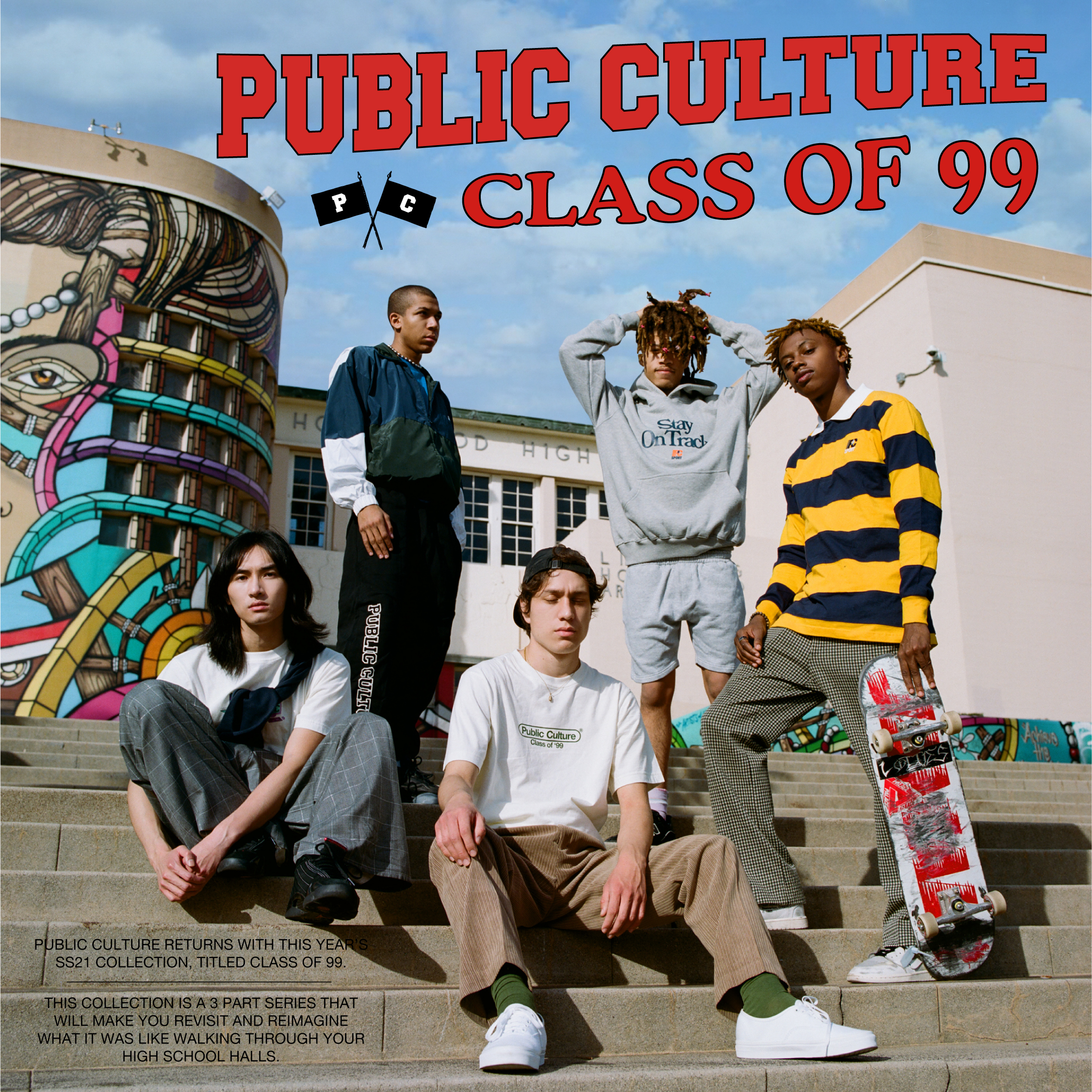 Collection #14: Class of 99