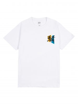 MARATHON SNATCH TEE – WHITE