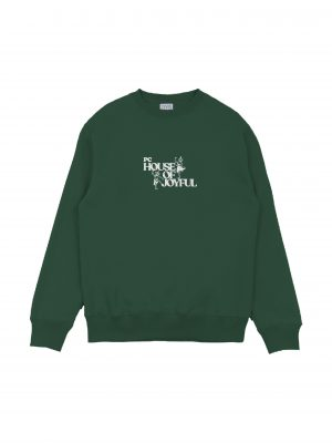 HOUSE OF JOYFUL SWEATER – GREEN