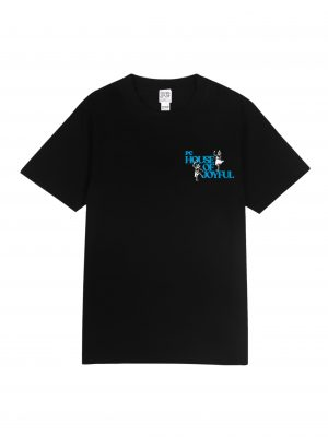 HOUSE OF JOYFUL TEE – BLACK