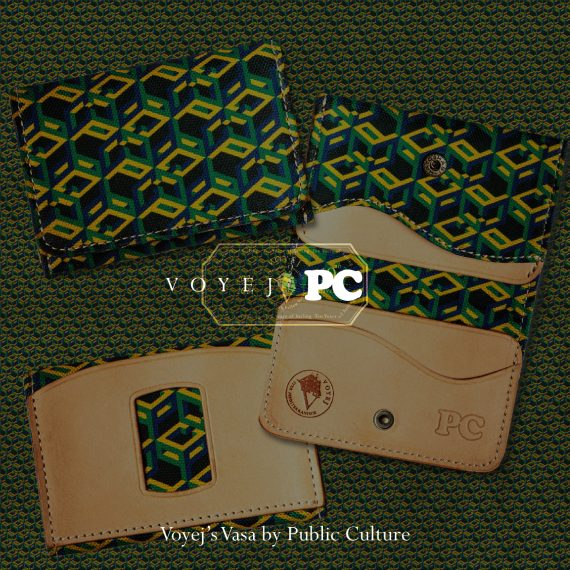 Public Culture & VOYEJ Officially Release Their Collaboration Card Case