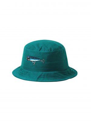FISHING BUCKET HAT – GREEN
