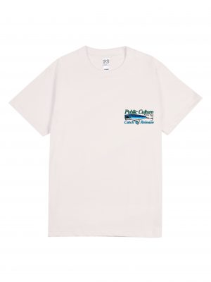 FISHING TEE – BW (FRONT)