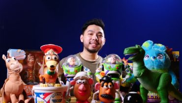 PULL OVER: TOYS, TOY STORY, AND BEYOND WITH BOIM LENNO