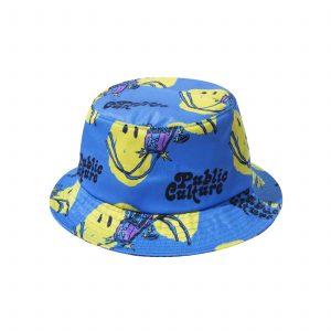 ROLLER COASTER BUCKET HAT – BLUE